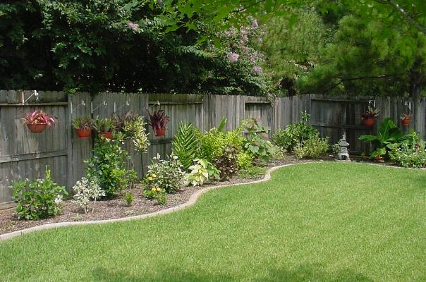 16 Backyard Landscaping Ideas That Will Beautify Your ... on Backyard Garden Design id=27451