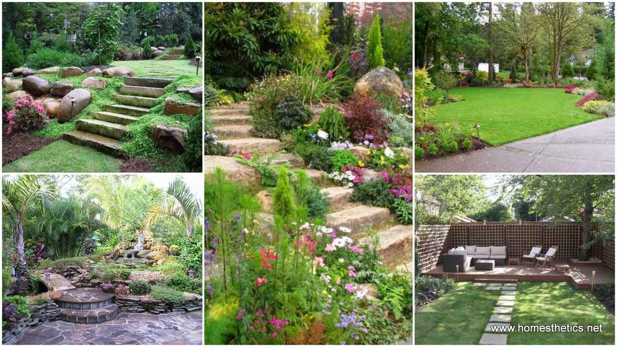 16 Backyard Landscaping Ideas That Will Beautify Your Household ...