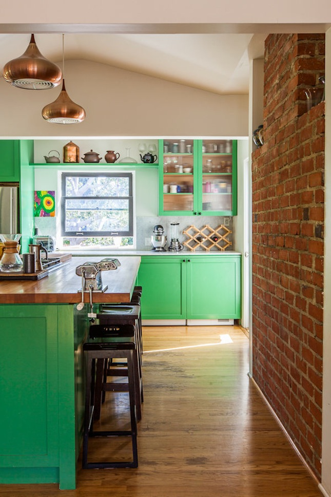 17 Colorful Kitchen Designs That Would Cheer Up Any Home-homesthetics.net (1)