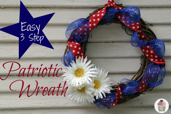 17 Patriotic DIY Wreath Ideas Ready to Welcome Guests Proudly homesthetics ideas (11)