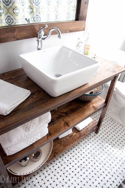 Fabulous  Rustic And Natural Bathroom Inspiration Ideas homesthetics net