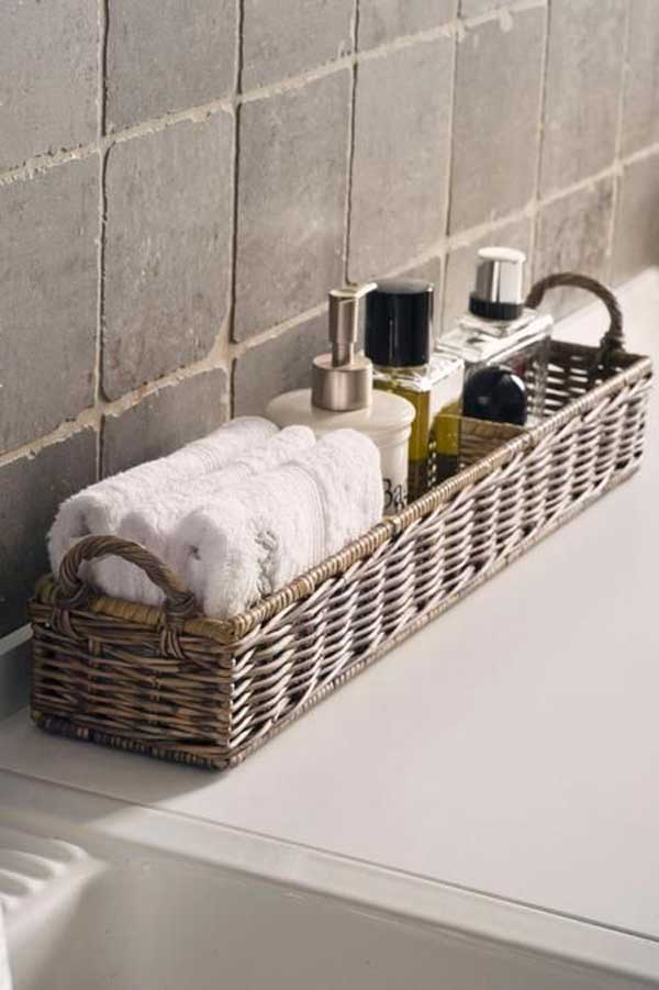 19 Extremely Beautiful Affordable Decor Ideas That Will Add The Spa Style to Your Bathroom Homesthetics