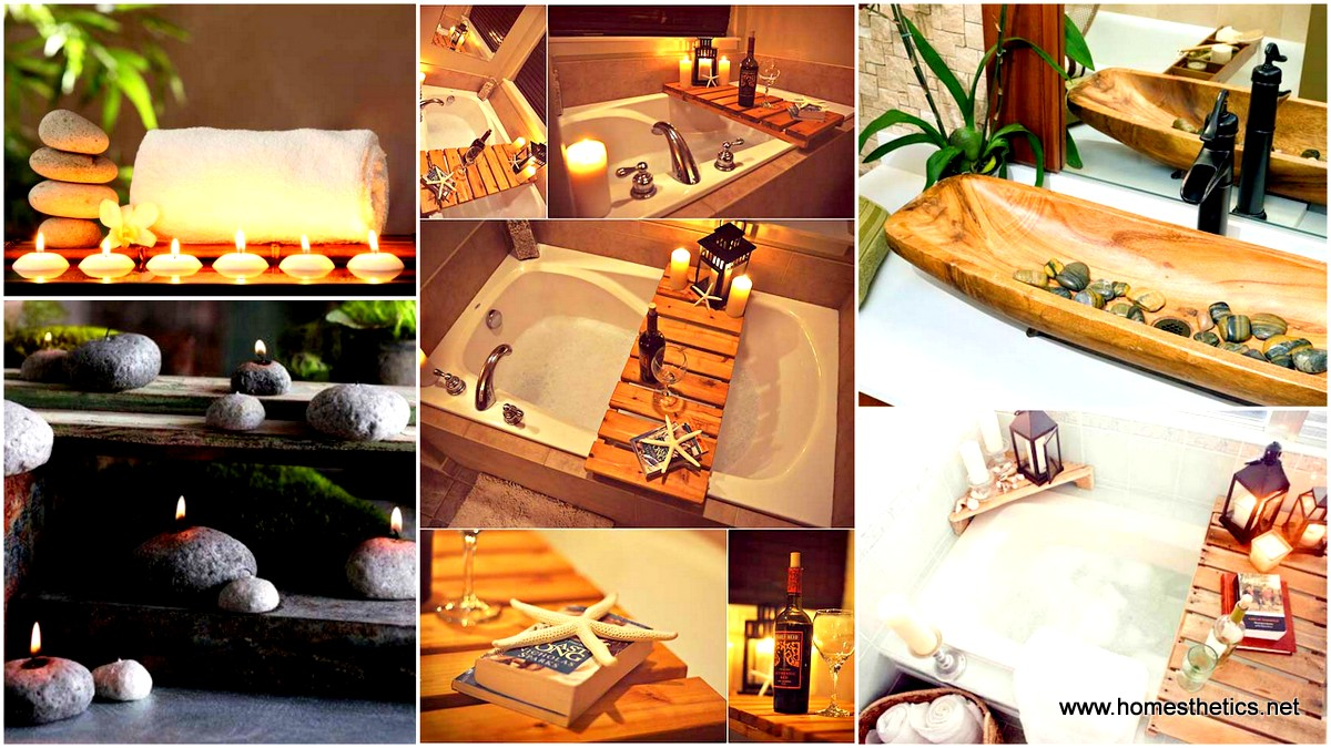 home spa decorating ideas. 19 Extremely Beautiful Affordable Decor Ideas That Will Add The Spa Style  To Your Bathroom