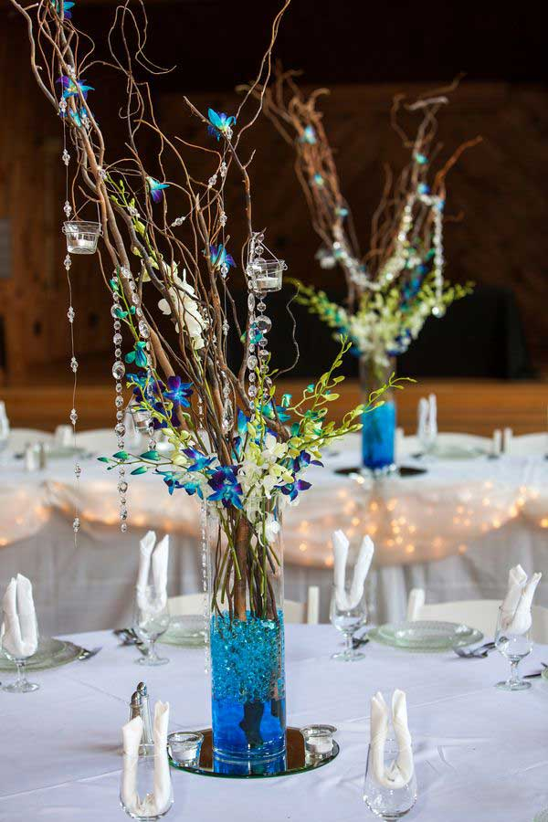 19 Splendid Summer Wedding Centerpiece Ideas That Will