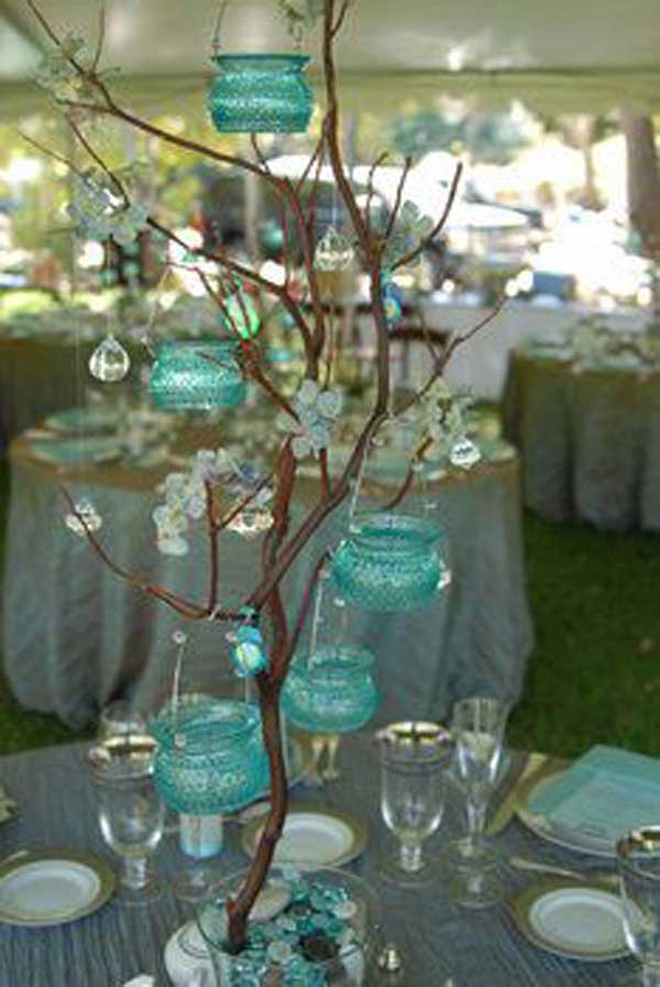 19 Splendid Summer Wedding Centerpiece Ideas That Will Beautify Your ...