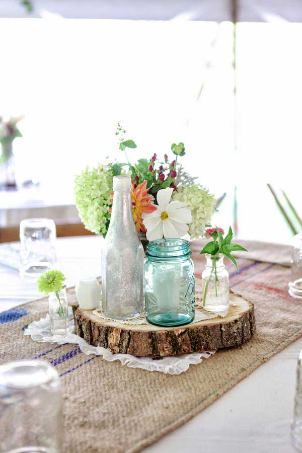 Splendid summer wedding centerpiece ideas that will
