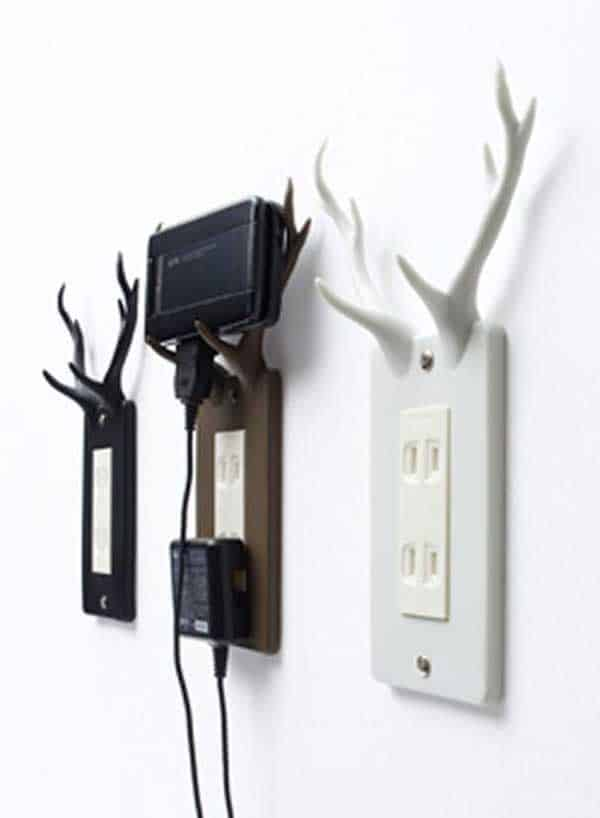 21 Unique Ways to Decorate Light Switches Plates In Contemporary Designs homesthetics decor (2)