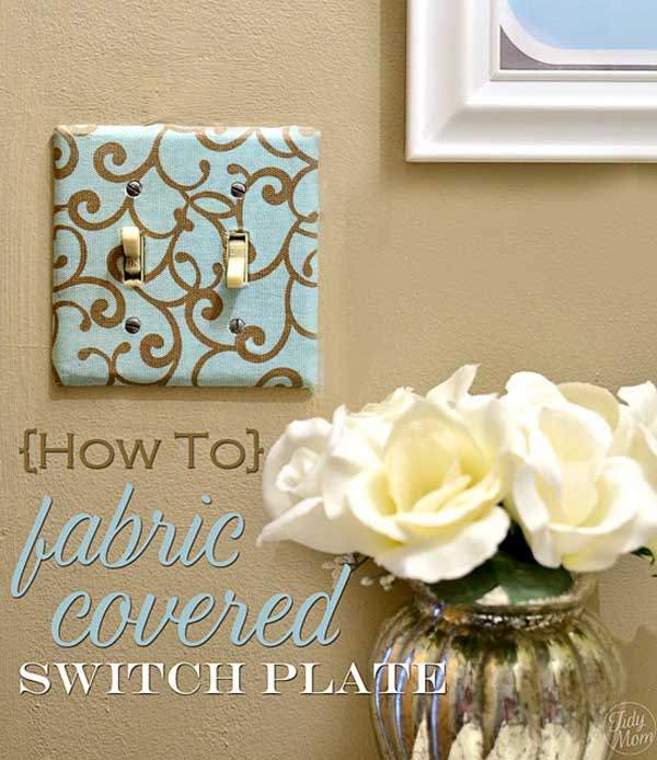 21 Unique Ways to Decorate Light Switches Plates In Contemporary Designs homesthetics decor (3)