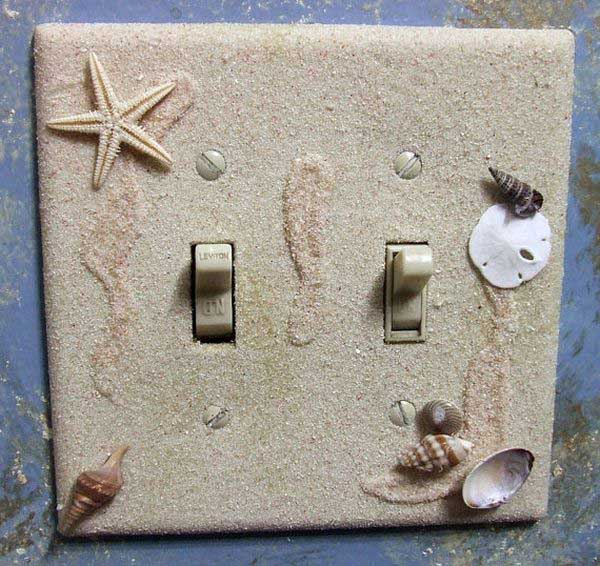 21 Unique Ways to Decorate Light Switches Plates In ...