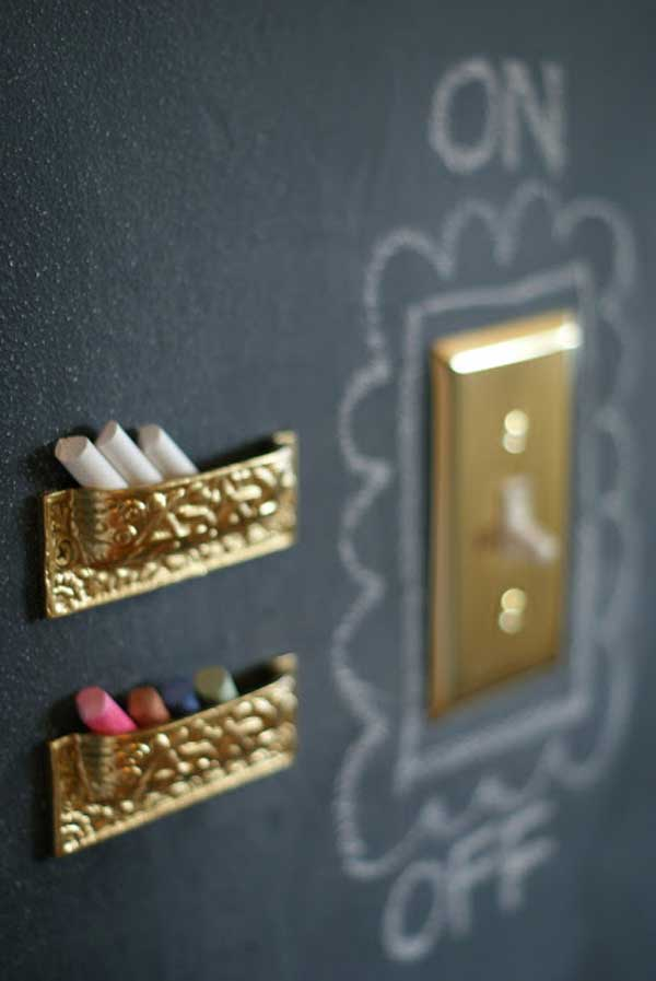 21 Unique Ways to Decorate Light Switches Plates In Contemporary Designs homesthetics decor (9)