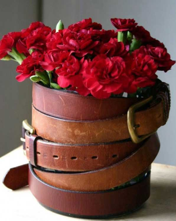 22 Ingenious Ways to Use Old Leather Belts in DIY Projects homesthetics decor (1)