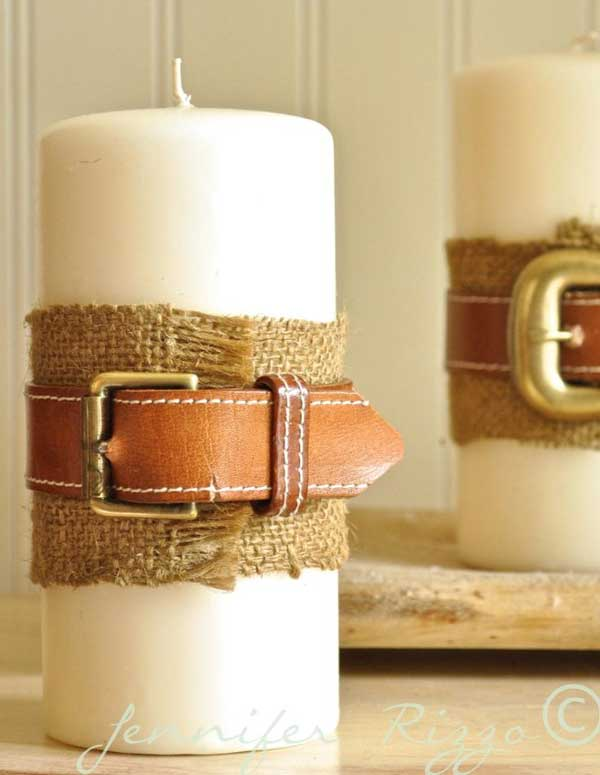 22 Ingenious Ways to Use Old Leather Belts in DIY Projects homesthetics decor (6)