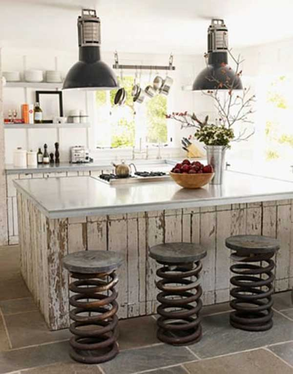 industrial diy furniture. Interesting Furniture 23 Clever DIY Industrial Furniture Projects Revolutionizing Mundane Design  Lines Homesthetics Decor 10 Intended Diy U