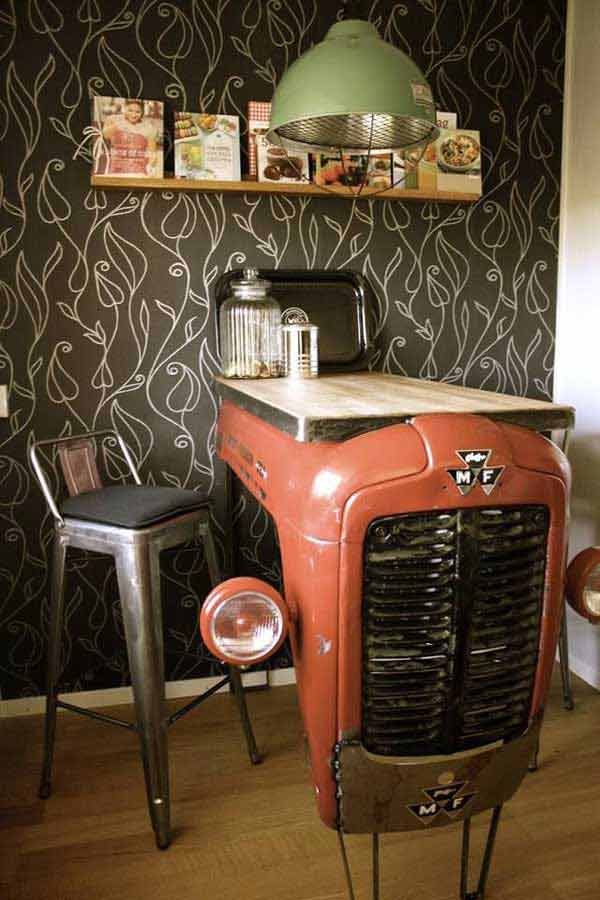 23 Clever DIY Industrial Furniture Projects Revolutionizing Mundane Design Lines homesthetics decor (7)