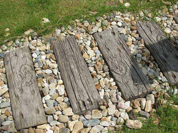 Backyard Stepping Stone Ideas 23 mesmerizing diy stepping stones to realize for your backyard