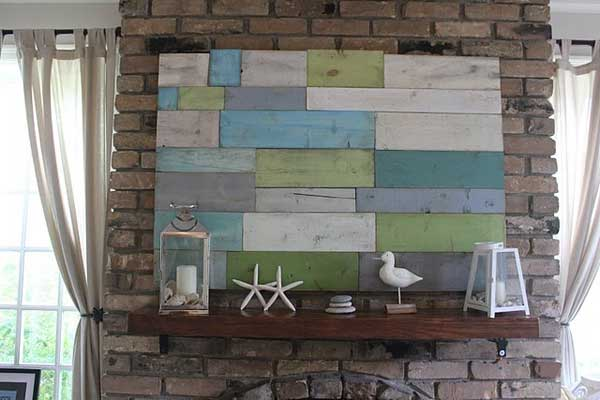 Spectacular Pottery Barn Inspired Wall Art Recycled Wooden Pallet Wall Art  Ideas To Realize This Summer