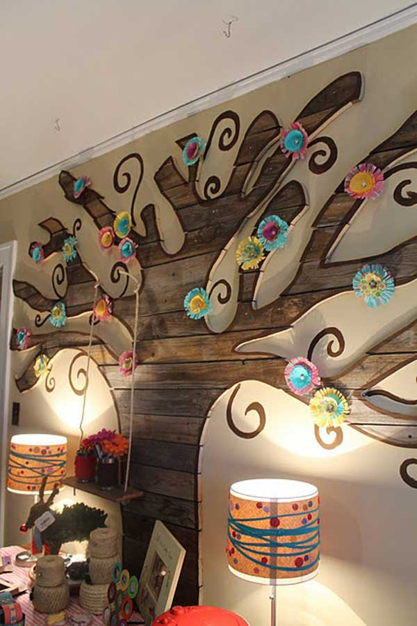 Fancy  Recycled Wooden Pallet Wall Art Ideas to Realize This Summer diy wall art ideas homesthetics