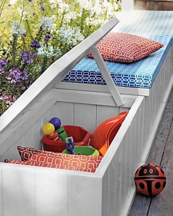 24 Ingenious and Practical DIY Yard Storage Solutions  homesthetics outdoor diy storage (13)
