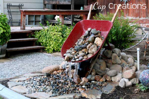 26 Wonderful Outdoor Diy Water Features That Will Beautify Your Backyard Homesthetics Decor 21