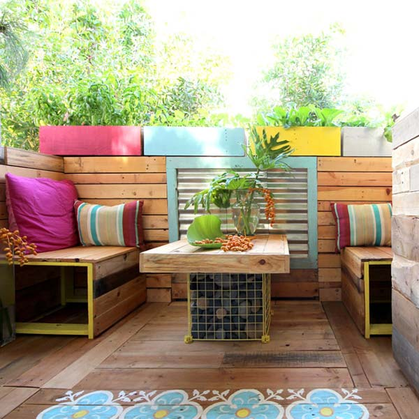 26 of The Worlds Best Outside Seating Ideas Design by Up-Cycling Items in DIY Projects homesthetics diy outdoor seating ideas (25)