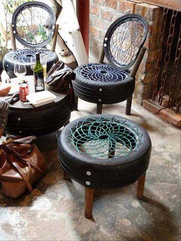 26 Of The Worlds Best Outside Seating Ideas Design By Up Cycling Items In  DIY Projects Homesthetics Diy Outdoor Seating Ideas (8)