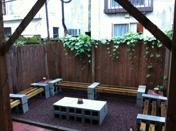 26 of The Worlds Best Outside Seating Ideas Design by Up-Cycling Items in DIY Projects homesthetics diy outdoor seating ideas (9)