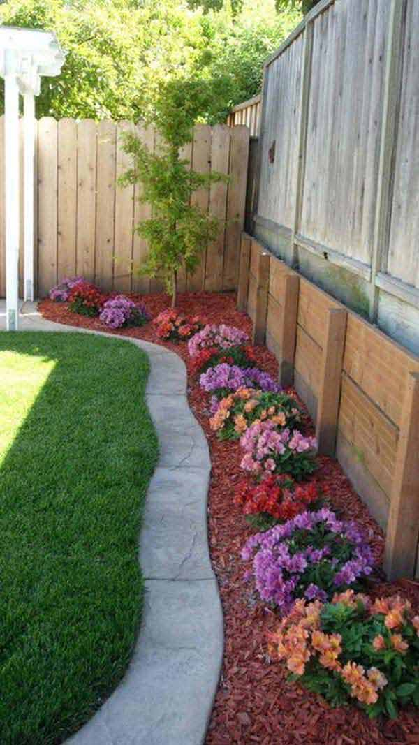 27+ DIY Garden Bed Edging Ideas Ready to Emphasize Your ...