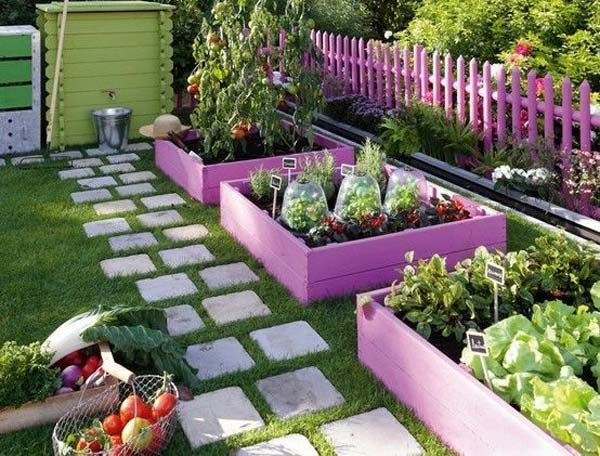 27+ DIY Garden Bed Edging Ideas Ready to Emphasize Your Greenery homesthetics backyard landscaping (5)
