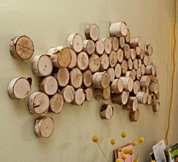 27 Extraordinarily Beautiful Ways to Decorate Your Blank Walls With DIY Projects homesthetics decor (13)