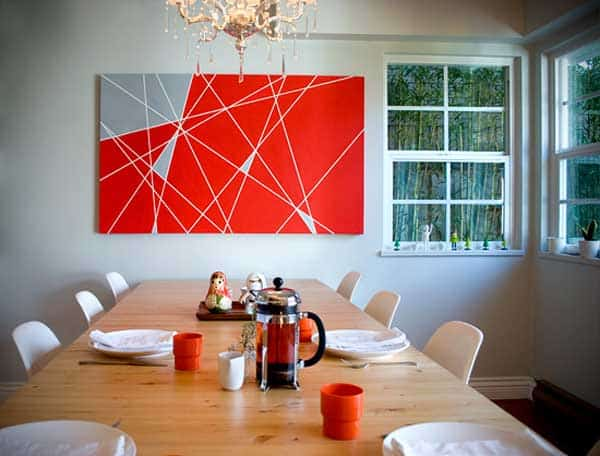 27 Extraordinarily Beautiful Ways to Design Your Blank Walls With DIY Projects homesthetics decor (
