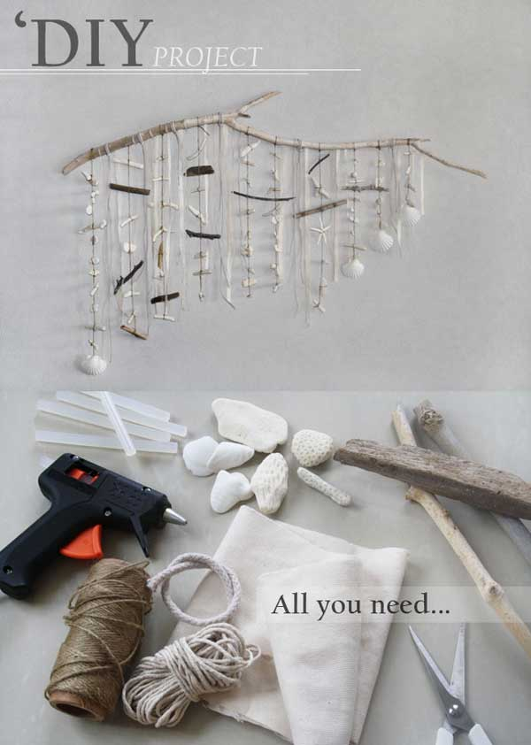 27 Extraordinarily Beautiful Ways to Decorate Your Blank Walls With DIY Projects homesthetics decor (2)