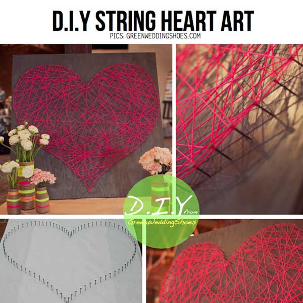 27 Extraordinarily Beautiful Ways to Decorate Your Blank Walls With DIY Projects homesthetics decor (8)