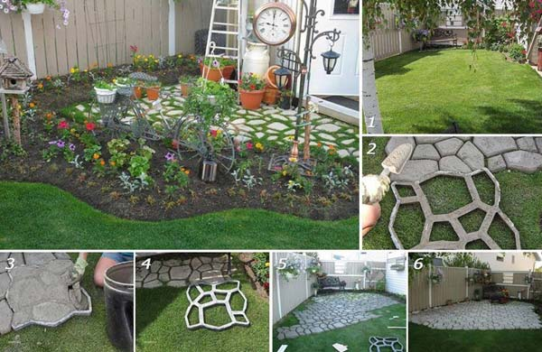 28 Highly Creative DIY Concrete Projects For Your Household homesthetics concrete crafts (21)