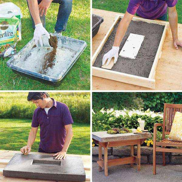 28 Highly Creative DIY Concrete Projects For Your Household homesthetics concrete crafts (24)