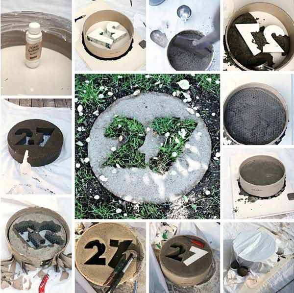 28 Highly Creative DIY Concrete Projects For Your Household homesthetics concrete crafts (6)