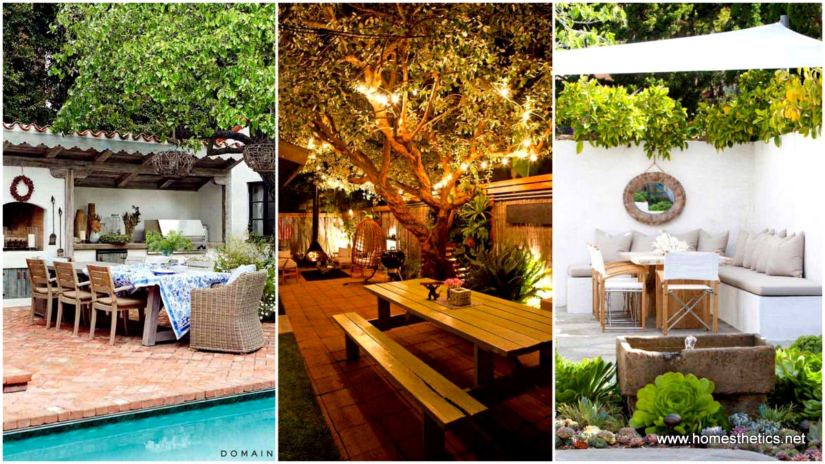 28 Unique Outdoor Dinning Spaces Meant to Enhance Festive Enterntaining