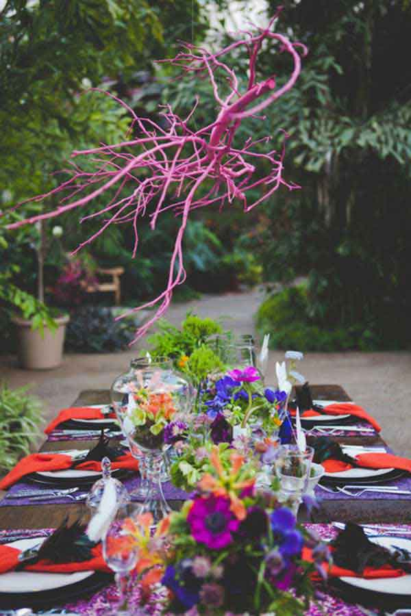30 Sculptural DIY Tree Branch Chandeliers to Realize In an Unforgettable Setup homesthetics decor (1)