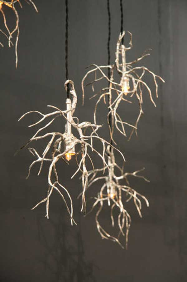30 Sculptural DIY Tree Twigs Chandeliers to Realize In an Unforgettable Setup homesthetics decor (31)
