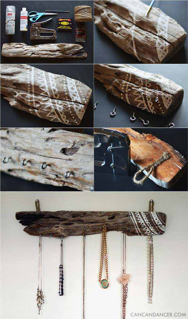 30 Sensible DIY Driftwood Decor Ideas That Will Transform Your Home homesthetics driftwood crafts (7)