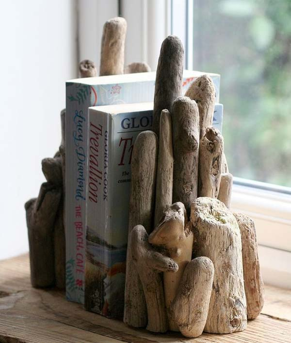 30 Sensible DIY Driftwood Decor Ideas That Will Transform Your Home homesthetics driftwood crafts (8)