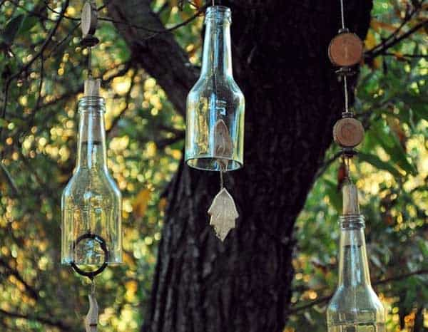 30 simple and beautiful diy wind chimes ideas to for Easy wind chimes