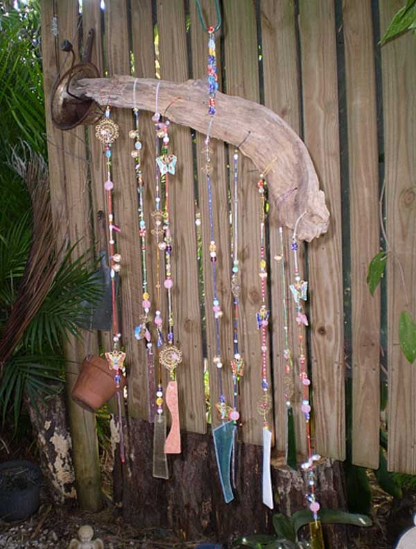 30 Simple and Beautiful DIY Wind Chimes Ideas to Materialize This Summer homesthetics decor (25)