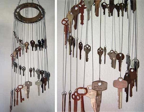 30 Simple and Beautiful DIY Wind Chimes Ideas to Materialize This Summer  homesthetics decor (30
