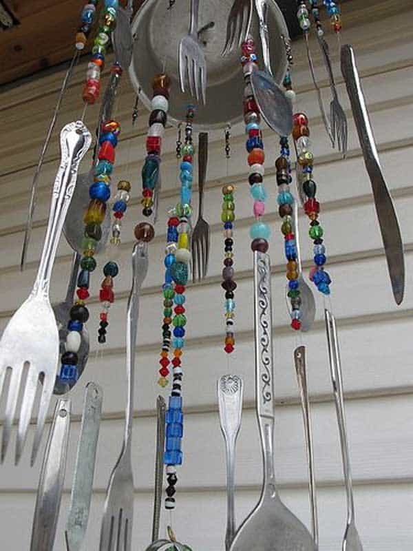 30 Simple and Beautiful DIY Wind Chimes Ideas to Materialize This Summer homesthetics decor (5)