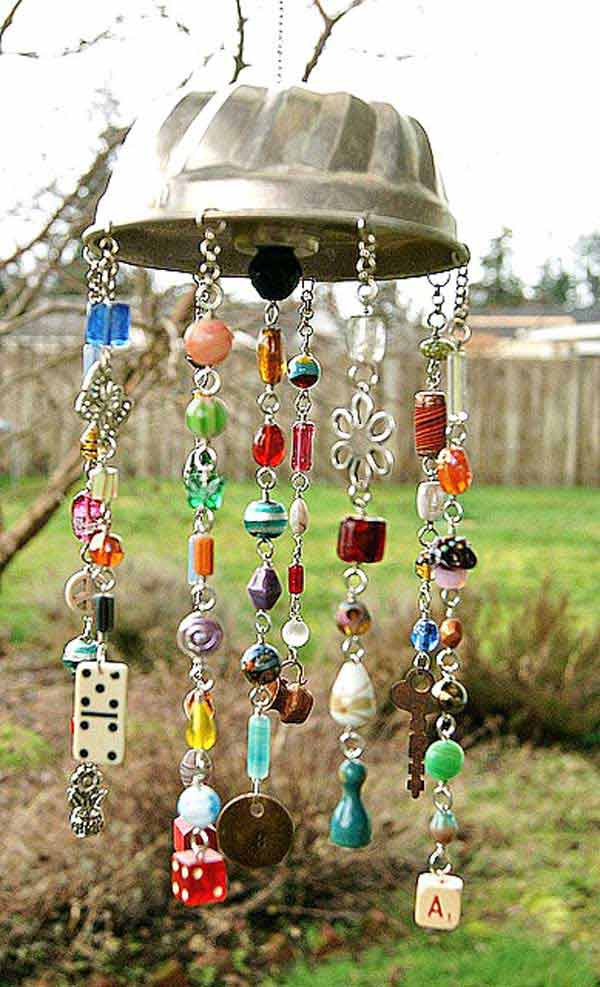30 Simple and Beautiful DIY Wind Chimes Ideas to Materialize This Summer homesthetics decor (8)
