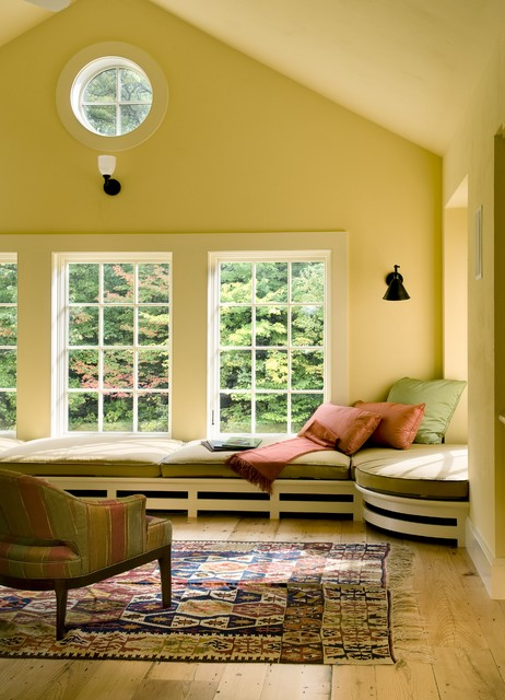 30 Stunning and Mesmerizing Window Seats That Will Beautify Your Home homesthetics window reading nooks (27)