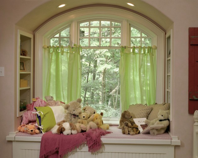 30 Stunning and Mesmerizing Window Seats That Will Beautify Your Home homesthetics window reading nooks (29)