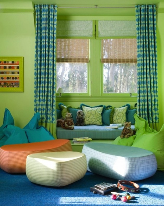 30 Stunning and Mesmerizing Window Seats That Will Beautify Your Home homesthetics window reading nooks (6)