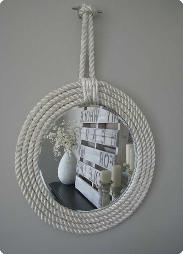 34 Airy and Breezy DIY Rope Projects for Nautical Inspired Themes homesthetics (10)