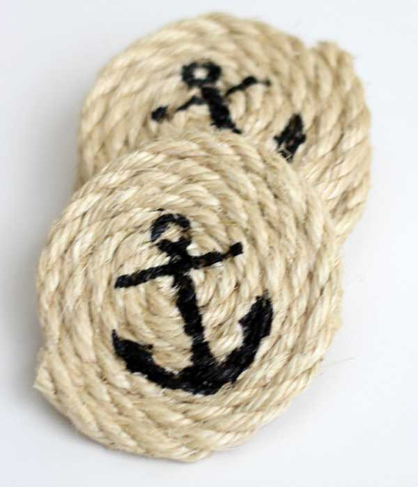 34 Airy and Breezy DIY Rope Projects for Nautical Inspired Themes homesthetics (15)